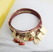 Flowery bracelet *Red*