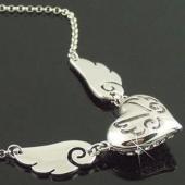 Heart Silver **